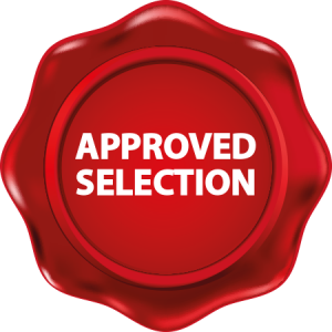 Approved selection