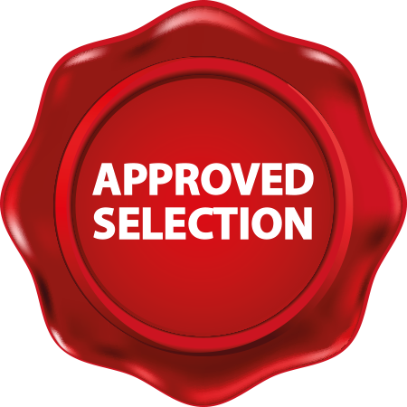 Approved Selection: Refurbished hardware